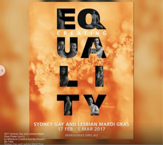 Sydney Mardi Gras  Party 04 03 2017