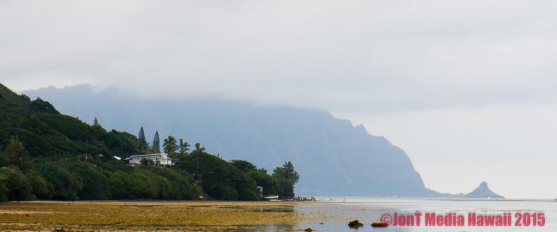 Windward Side on Oahu