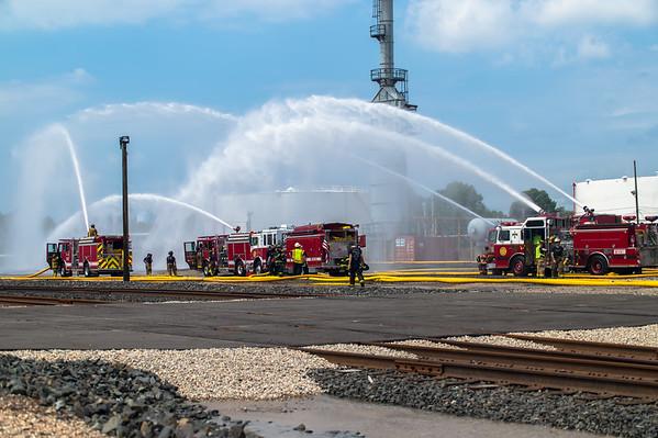 Waterflow Drill, Perth Amboy - Buckeye Facility