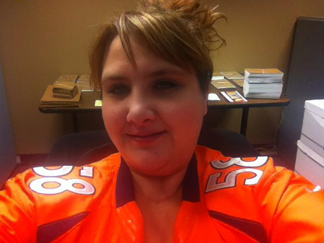 . It\'s Miller time!  Go Broncos!!!! Annette Elliott