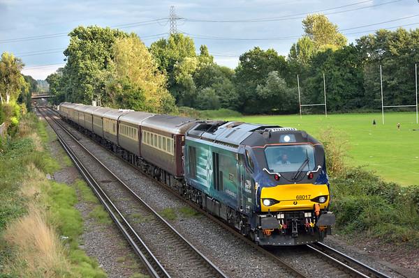 Trains September 2016