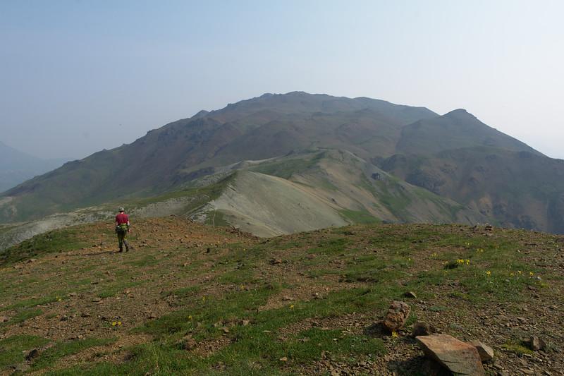 To Mt. Thoro
