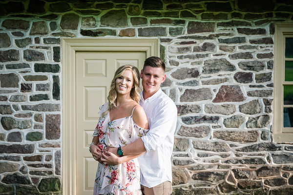 Amanda + Chris | Valley Forge Park | 09.16.2018