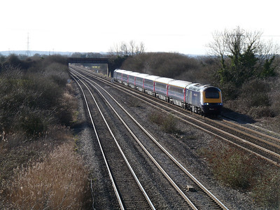 Marshfield, Trowbridge & Coedkernew (16-02-2010)