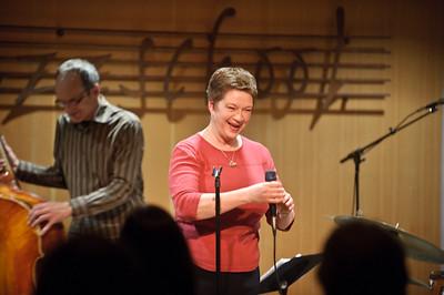 Stephanie Bruce - Jazz School Cafe - Berkeley, CA - 2/25/11