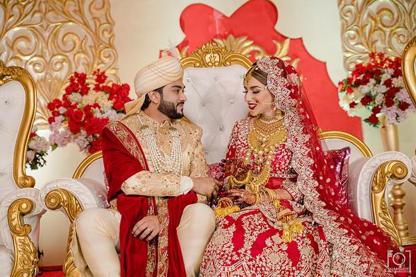 Aanisha & Azmi Wedding