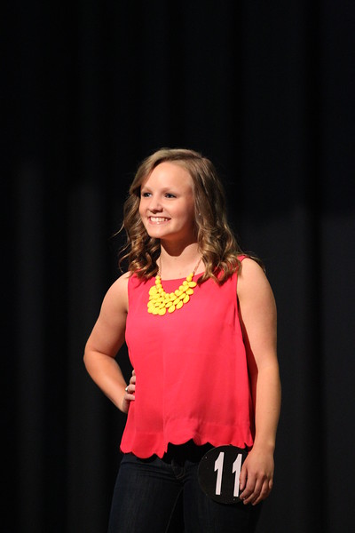 Contestant # 11 - Madison