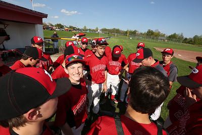 Boys JV Baseball - 5/21/2014 Grant
