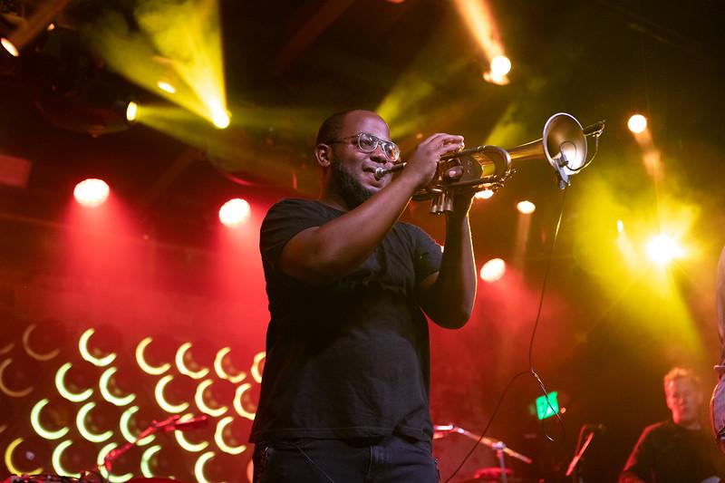 Galactic brings New Orleans Funk to Asbury Park