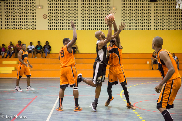 1/4 Finale Coupe CTG ASC TOURS vs COSMA