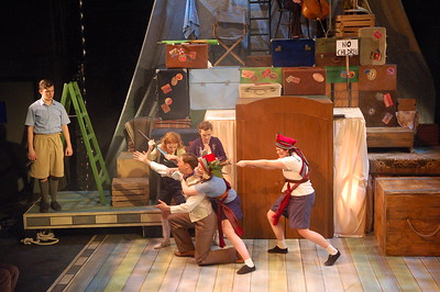 Swallows & Amazons (Backstage Theatre, February 2019)