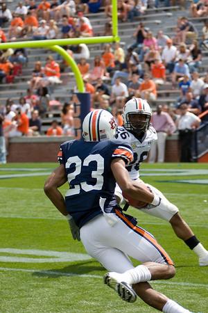 Auburn A-Day 2008