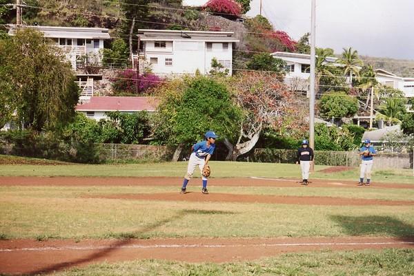 2003 - 10 - 04 - Kevin Dodger Baseball Game