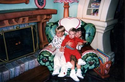 1995/06 - Disneyland