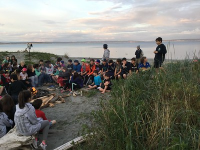 2016 6th Grade Overnight at Fort Worden