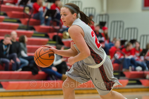 1/26/13 Women's Basketball vs. MVNU