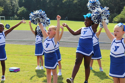 Tackle Football and Cheerleading - August 28, 2018