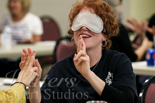 Deaf-blind Interpreting Workshop