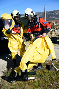 03 - CBRN Field Training (01 Nov 2016)