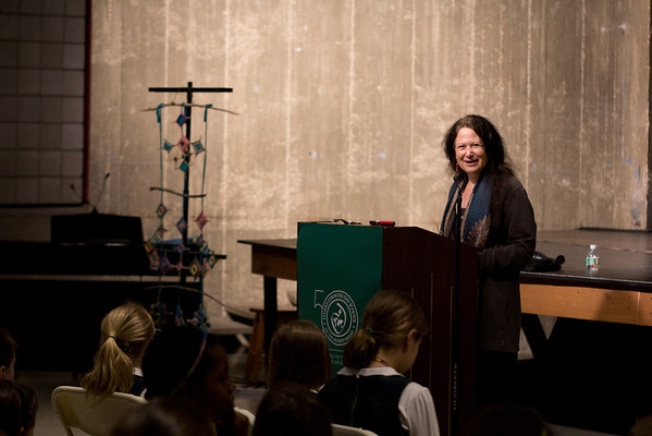 Visiting Author: Jane Hirshfield