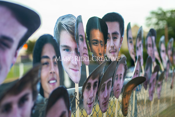 Broughton soccer senior night vs Leesville. October 21, 2019. D4S_8285