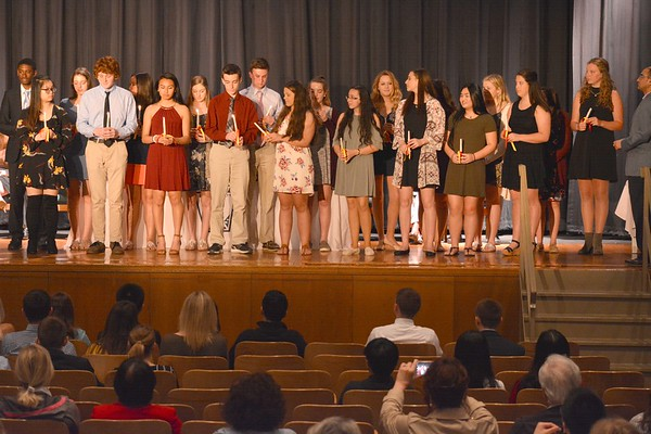 18-04-25 NHS Induction Ceremony