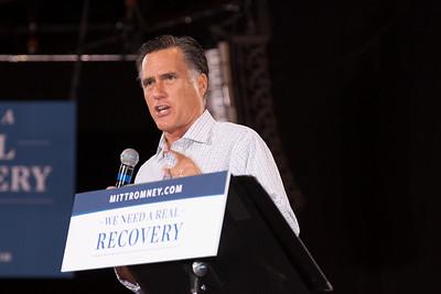 Mitt Romney - Toledo 09-26-2012