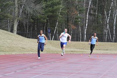 1600 Meter Relay Men's - 2013 Northwood Outdoor T&F Invite