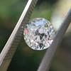 1.10ct Old Mine Cut Diamond, GIA J VVS2 8