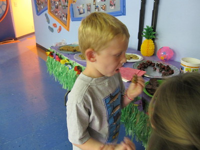 Kid'sQuest and Breakout End-of-Year Parties