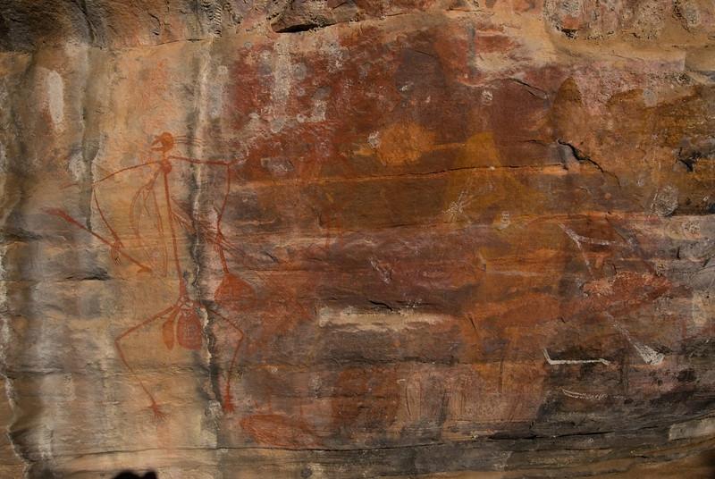 Ubirr Artwork 7, Kakadu National Park - Northern Territory, Australia