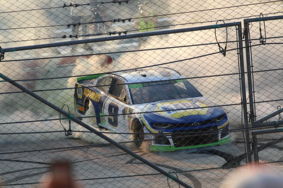 10-07-18 Dover-MENCS Gander Outdoors 400 Race