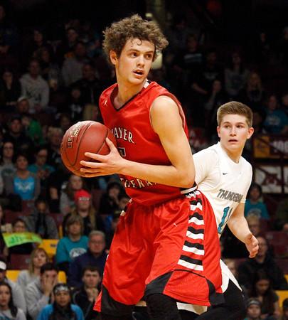 Mayer Lutheran Boys Basketball: Class A State Tournament
