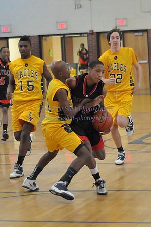 2011-01-28 BHS Men's JV Basketball @ East Meck