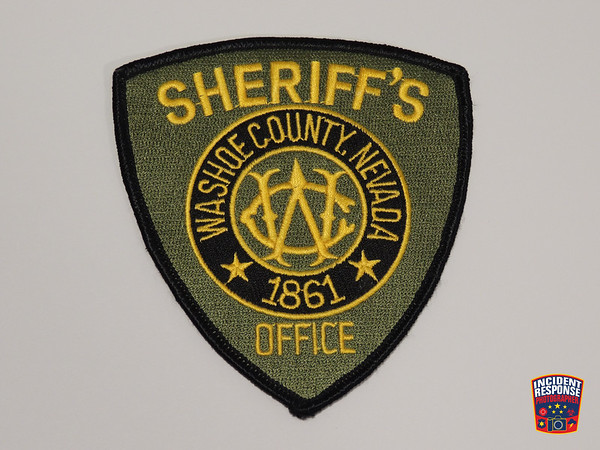 Nevada Sheriff Patches