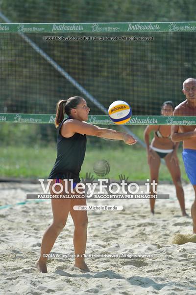 presso Zocco Beach PERUGIA , 25 agosto 2018 - Foto di Michele Benda per VolleyFoto [Riferimento file: 2018-08-25/ND5_8583]