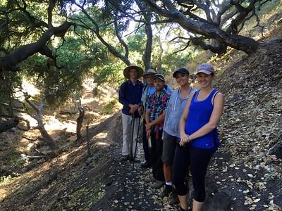 Vaminos Trail Tour at the Pismo Preserve 2016