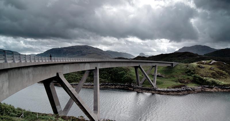 Kylesku Bridge, Scotland
