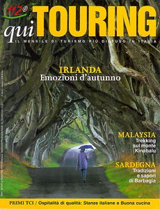 QUI TOURING (Italy): Ireland, terrible beauty (coast feature)