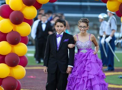 Cherokee Middle School Homecoming, September 22