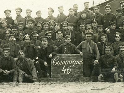 WW1 Binder