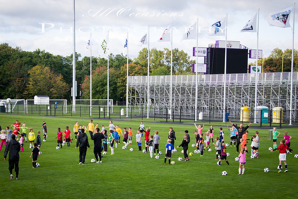 Chevrolet & UAlbany Soccer Clinic
