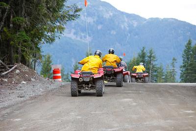 Activities in Whistler - Day 2