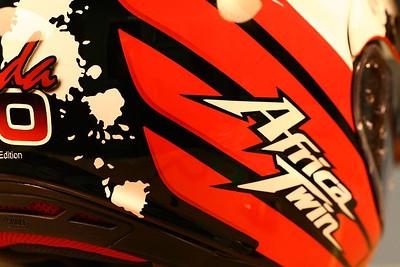 Shoei Hornet Adventure - Africa Twin Ltd Edition