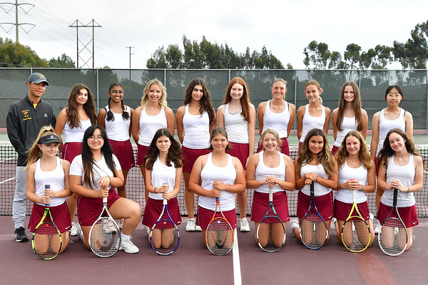 TP Girls Tennis Fall 21