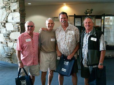 Lifeguard Alumni Luncheon 2012