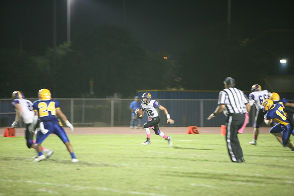 Oct 10, 14 Brawley vs Southwest
