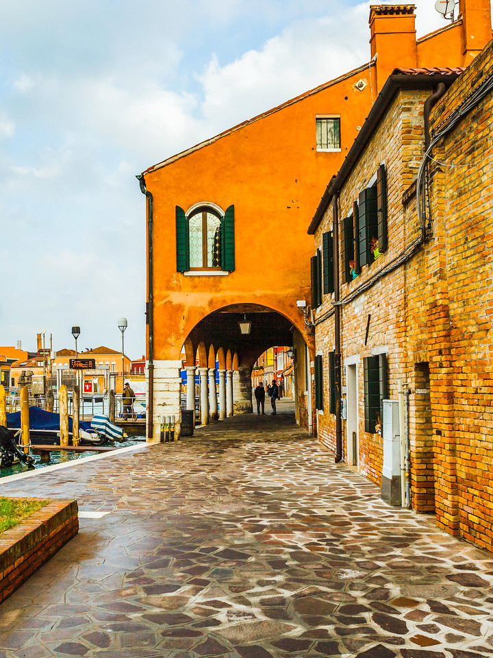 意大利穆拉诺岛(Murano), 岛小名声大