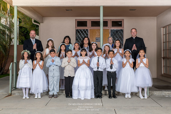 Incarnation 1st Communion