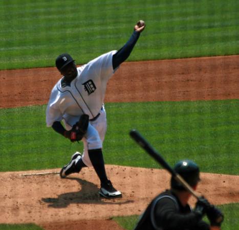 Rockies at Tigers 2009